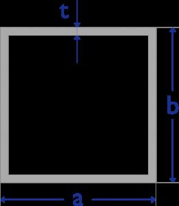 Vierkantrohr